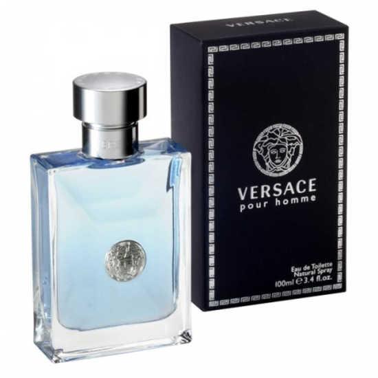 خريد انلاين ادکلن مردانه Versace Pour Homme