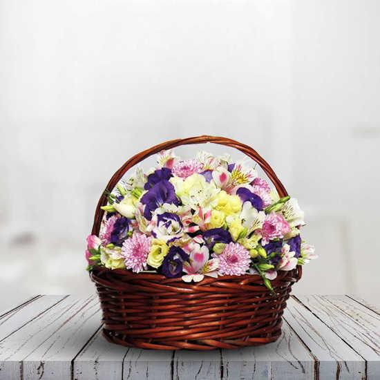 خريدانلاين سبد گل کیمیا همین امروز