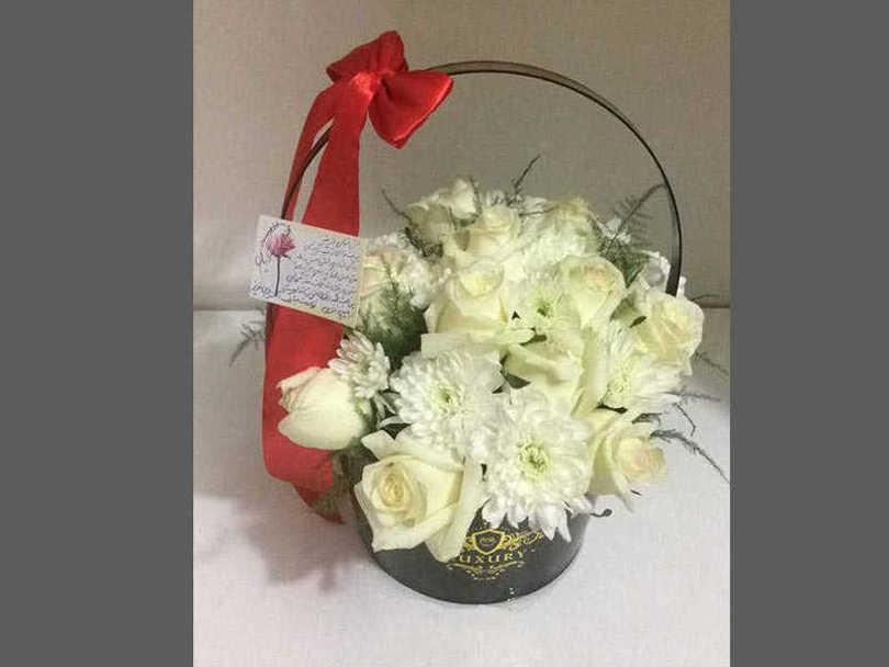 تحویل سفارش گل در شیراز