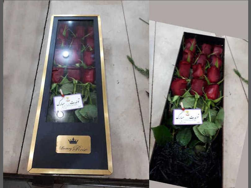 تحویل سفارش گل در کرمان