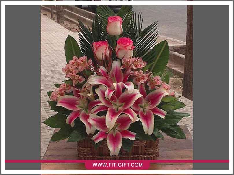 تحویل سفارش گل در یزد