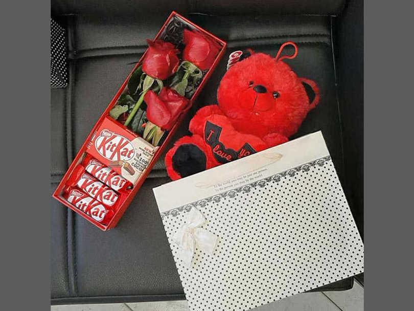 تحویل سفارش گل در کرج و البرز