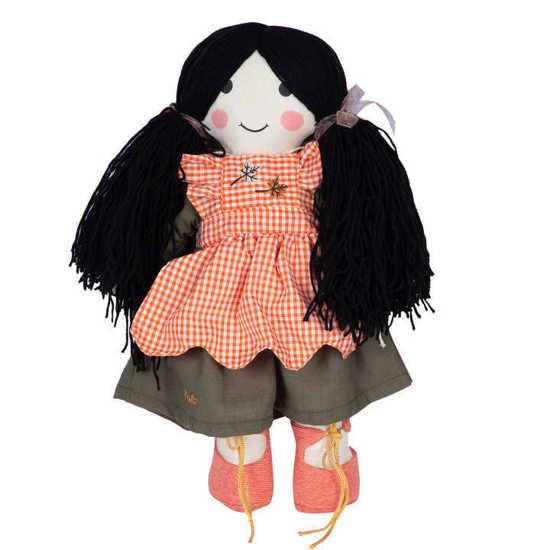 سفارش آنلاین عروسک پارچه ای روژان
