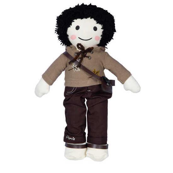 سفارش آنلاین عروسک پارچه ای مهیار