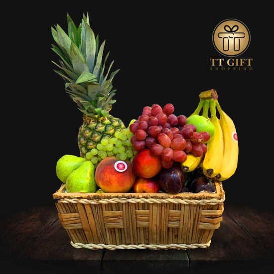 سفارش سبد میوه ویژه یلدا
