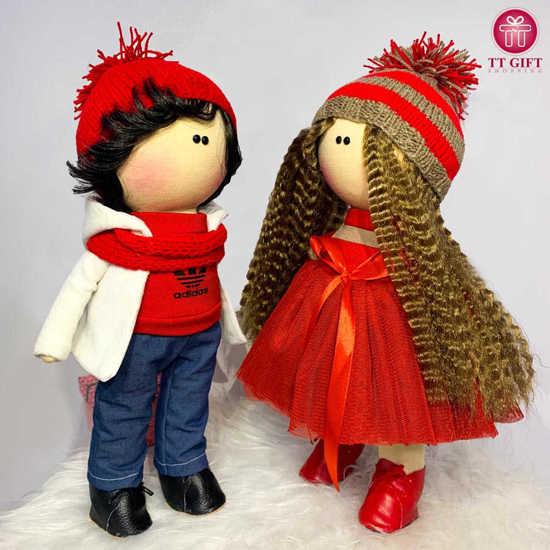 خرید ست عروسک حنا و اشلی
