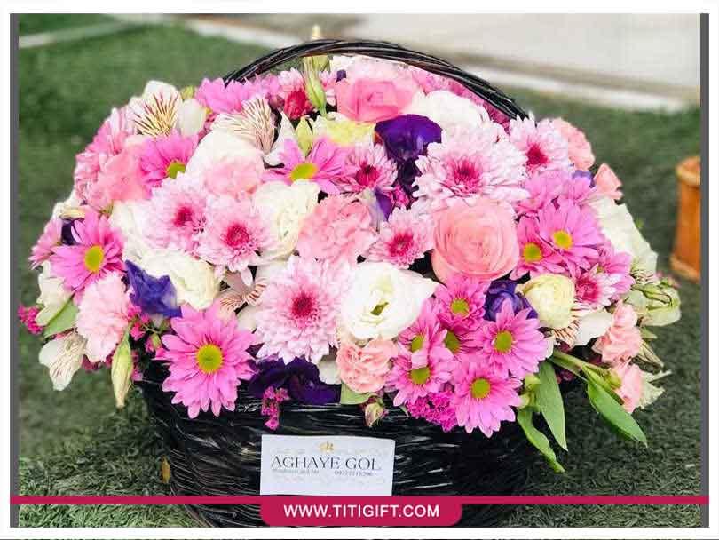 تحویل سفارش گل در بوشهر