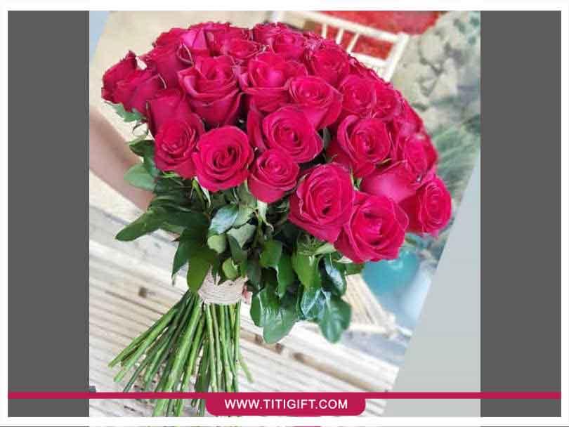 تحویل سفارش گل در همدان