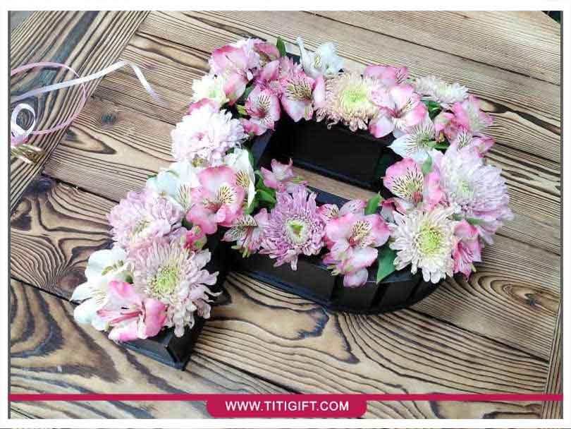 تحویل سفارش گل در کرمانشاه