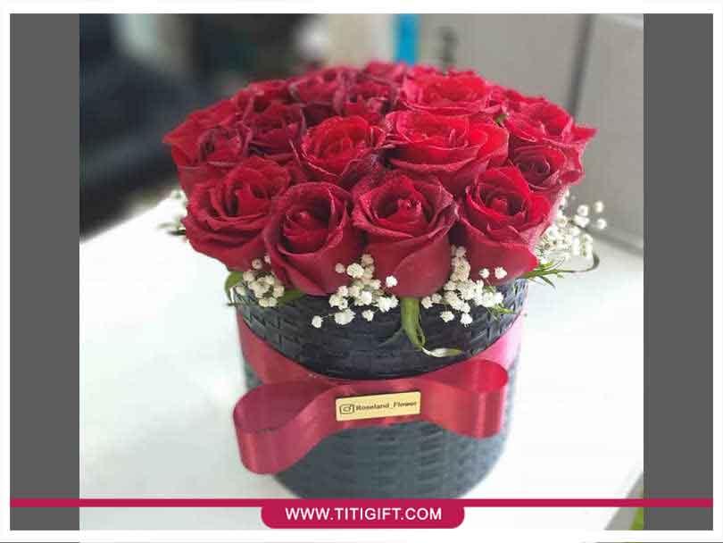 تحویل سفارش گل در خوزستان و اهواز