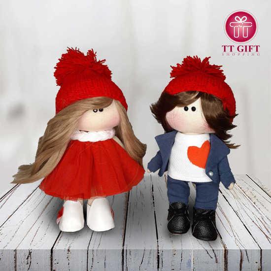 خرید آنلاین عروسک ولنتاین